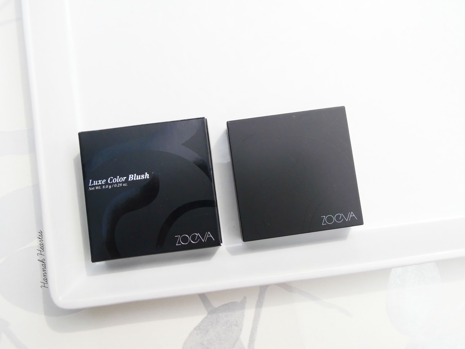 Zoeva Luxe Color Blush in Shy Beauty