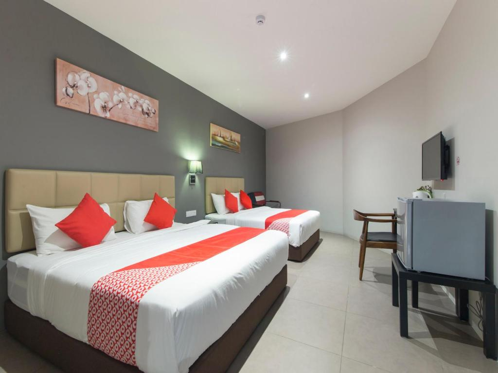 Review OYO HOTEL!