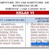 KI dan KD Matematika Kelas 6 Kurikulum 2013 Revisi 2018