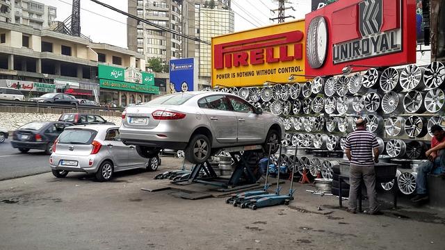 Rincian Modal Usaha Bengkel Mobil Dari Awal Hingga Beroperasi