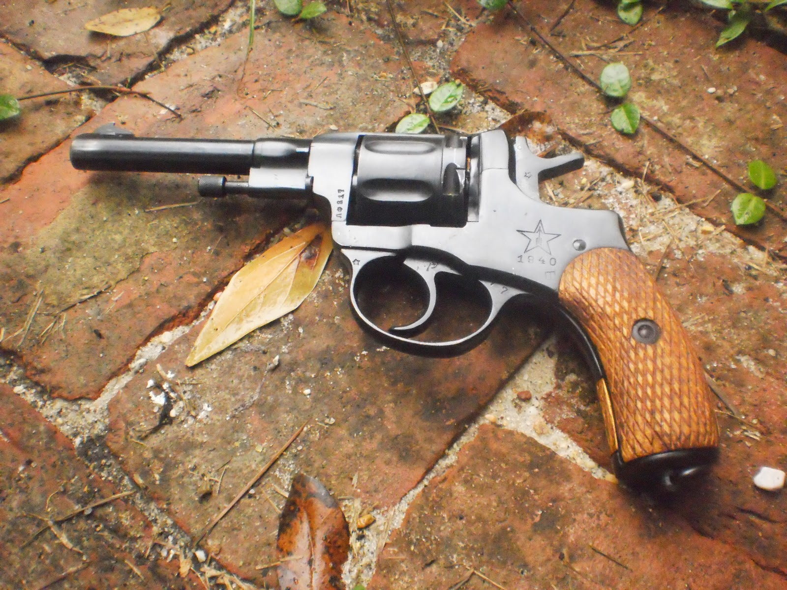 Armed (But Not Dangerous): The Fruitcake of Firearms: The