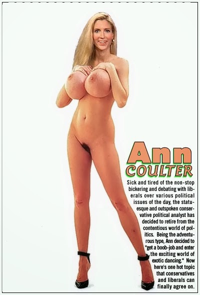 Fake Ann Coulter Sex Pictures 48