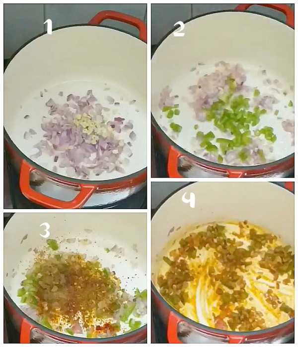 How to make white chicken chili