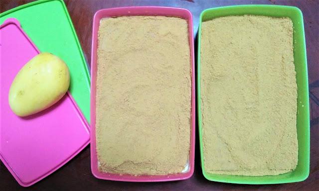 filipino desserts mango float