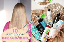Szampony bez SLES/SLS - lista 10 szamponów