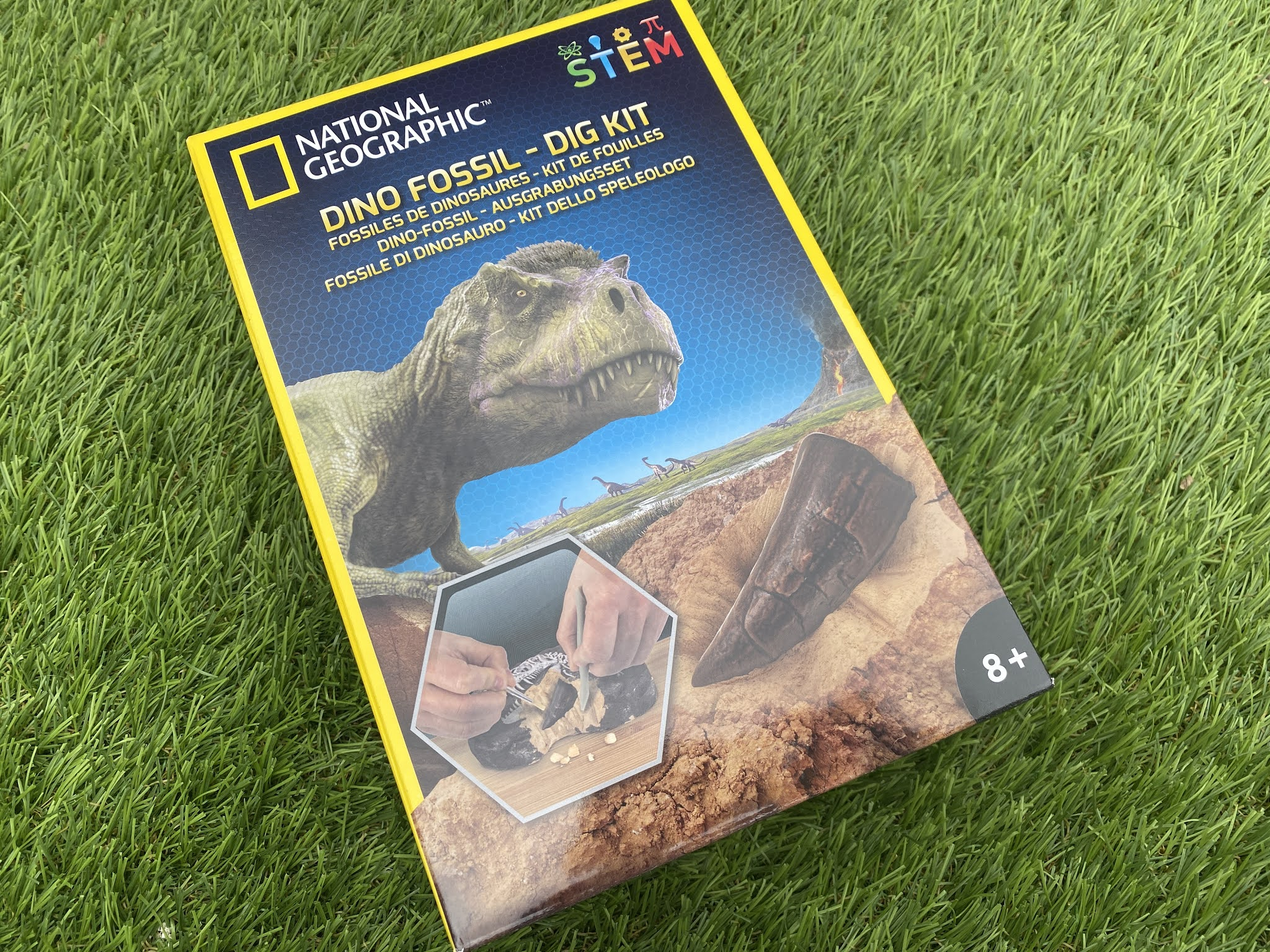 National Geographic Dino Fossil - Dig Kit