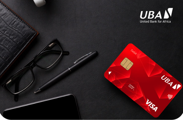 Do everything with your UBA visa card