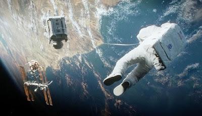 Kowalski y Stone camino de la ISS