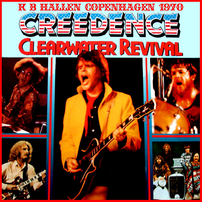 RELIQUARY: Creedence Clearwater Revival [1970 04 20