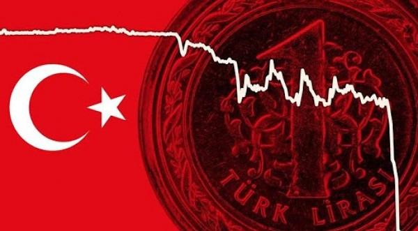 Βουνό χρέους απειλεί να πνίξει την Τουρκία