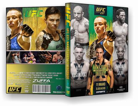 UFC 237 NAMAJUNAS VS. ANDRADE 2019 – ISO