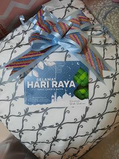 Hadiah Give away Shida Radzuan