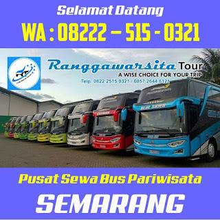 Sewa Bus Semarang Ranggawarsitatour
