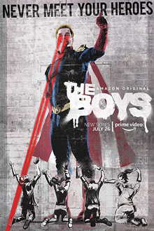 Série The Boys Assistir