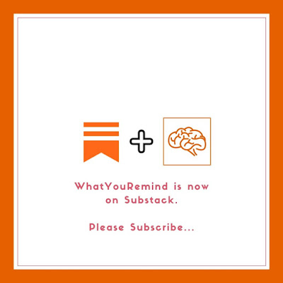 Whatyouremind Now on Substack