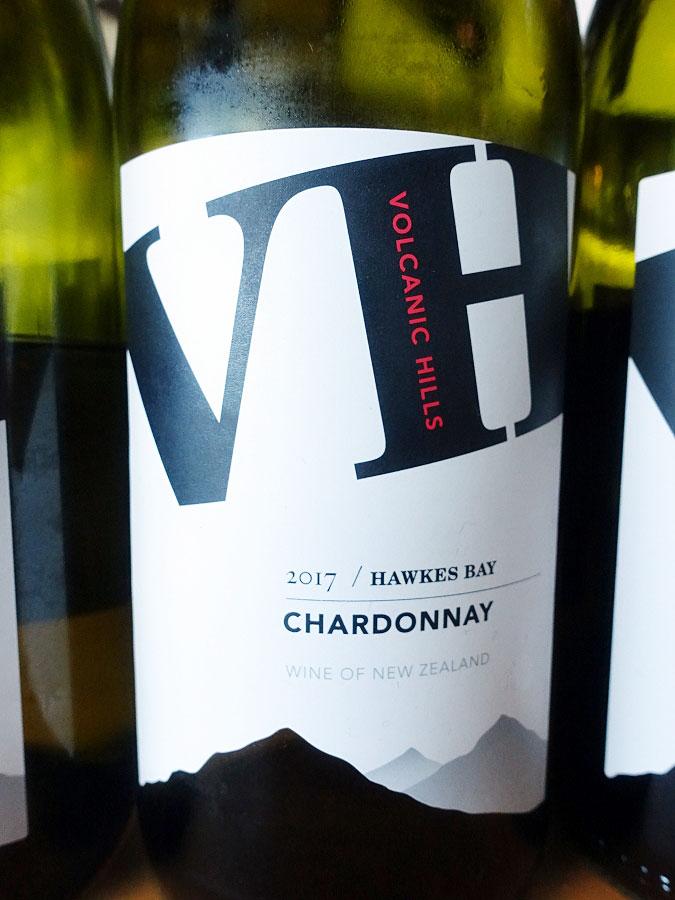 Volcanic Hills Chardonnay 2017 (89 pts)