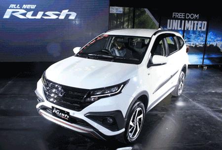 Promo Kredit Toyota Rush 2018
