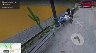 Google Street View faz marido descobrir traição da mulher