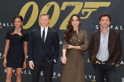 James Bond Kembali Beraksi dalam FILM SKYFALL : Sinopsis dan Review Film James Bond SKYFALL