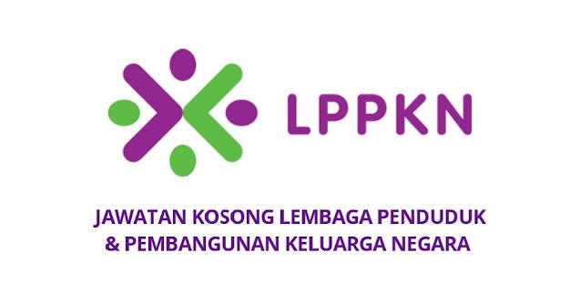 Jawatan Kosong LPPKN 2021 Lembaga Penduduk Dan Pembangunan Keluarga Negara