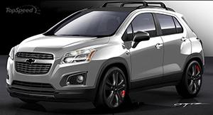 Chevrolet Trax Hải Phòng