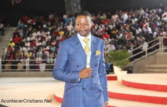 Predicación de la prosperidad en Zimbabwe