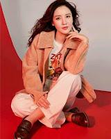 Biodata Alina Zhang sebagai Putri Yan Da (Api)