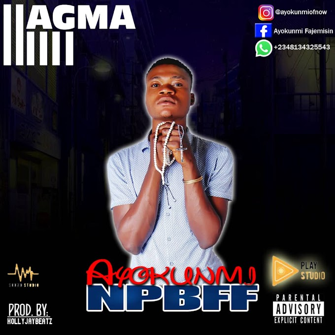 [MUSIC] Ayokunmi – No Put Me For Fire (NPBFF)