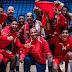 فريق جمعية سلا بطل أفريقيا للأندية البطلة لكرة السلة