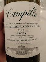 Campillo Blanco Barrica