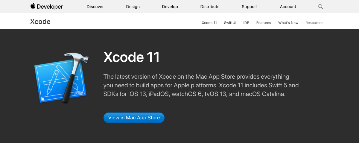 Dove trovare le vecchie versioni di Xcode