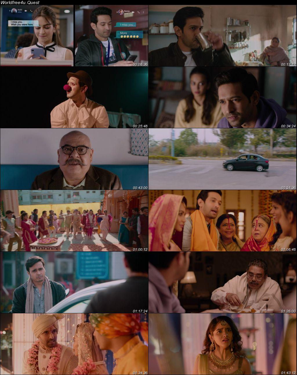 14 Phere 2021 Hindi Movie Download HDRip 720p ESub