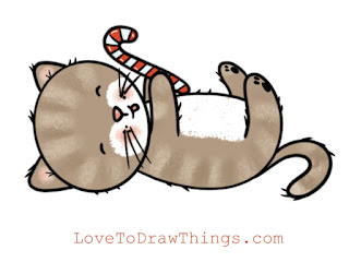 Easy things to draw. Cute things to draw. Beginner drawing tutorial
