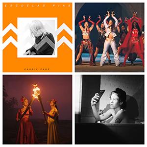 Novedades musicales en la red- Mayo 2019