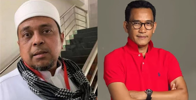 Di ''Tipu'' Refly Harun, Babe Haikal Hassan: Saya Kecewa Berat Dengan Jokowi