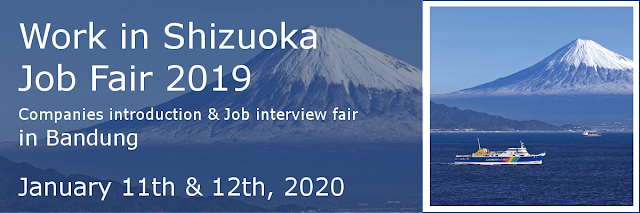 Job fair Working In Shizouka Japan 2020