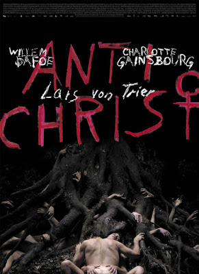 Antychryst von Trier plakat thriller psychologiczny horror erotyczny