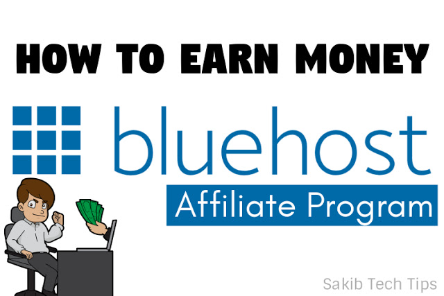 How To Earn Money From the Bluehost Affiliate Program