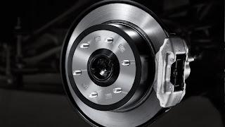 rear disc brake new pajero sport 2013