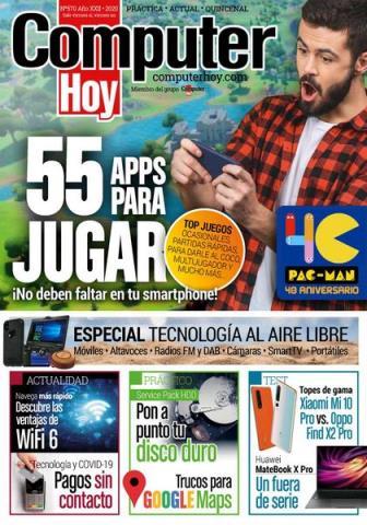 Computer Hoy Nº 570: 55 Apps para jugar