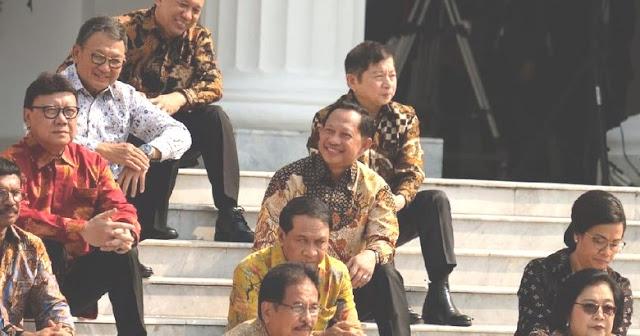 Jenderal Tito Karnavian Jadi Mendagri, Prabowo Jabat Menham, Kabinet Indonesia Maju