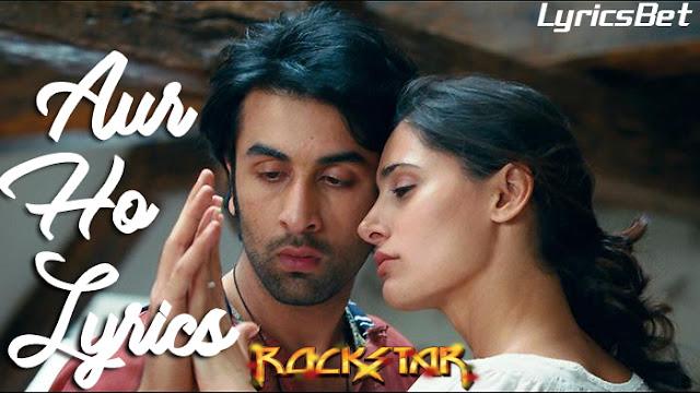 Aur Ho Lyrics