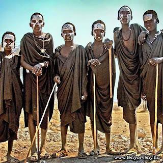 Afrikai törzsi szokás: Minden egyes ember jónak születik