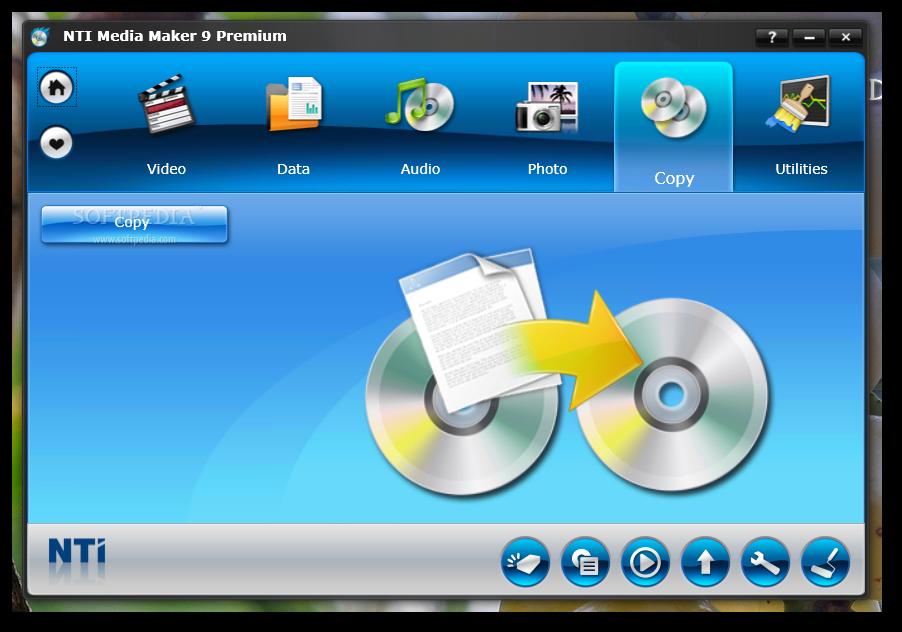 SCARICA NTI CD&DVD MAKER GRATIS