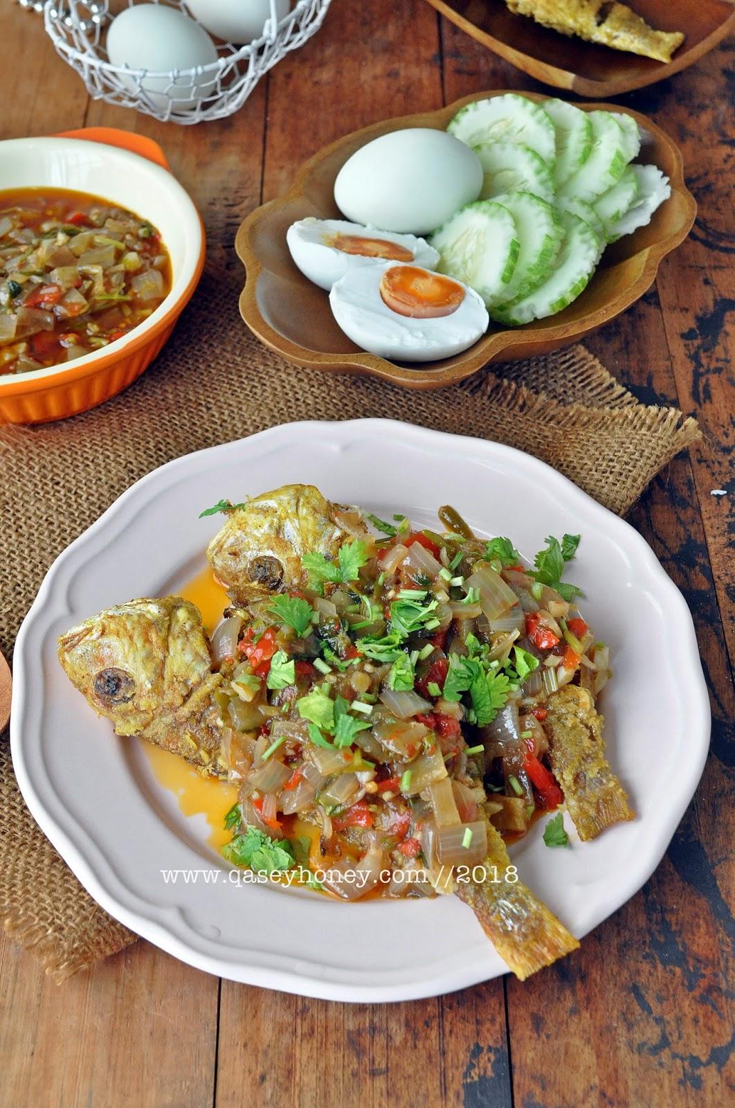 resepi ikan kerisi bakar resep masakan khas Resepi Ikan Putih Masak Asam Pedas Enak dan Mudah