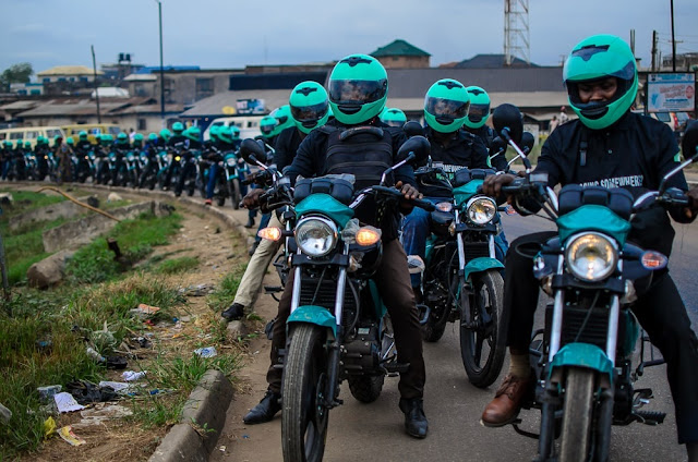 Bike-Hailing Startups In Lagos May Soon Have To Pay Up To $503,000 Annually In State Fees