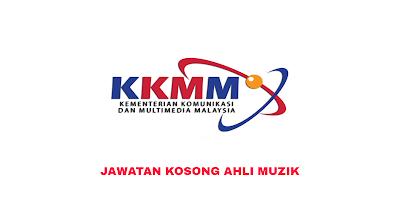 Jawatan Kosong Ahli Muzik 2019