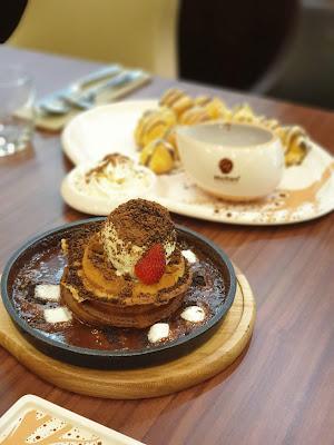 Taste of Paradigm 2019, taste of paradigm, ganjaran makanan dan minuman percuma di paradigm mall, paradigm mall, paradigm mall pj, molten chocolate