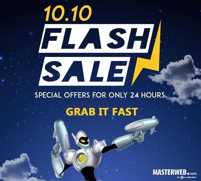 Promo Domain Murah Masterweb  Oktober 2019 - IGmasterwebnetwork