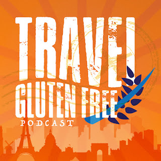 travel gluten free podcast - girlonahike